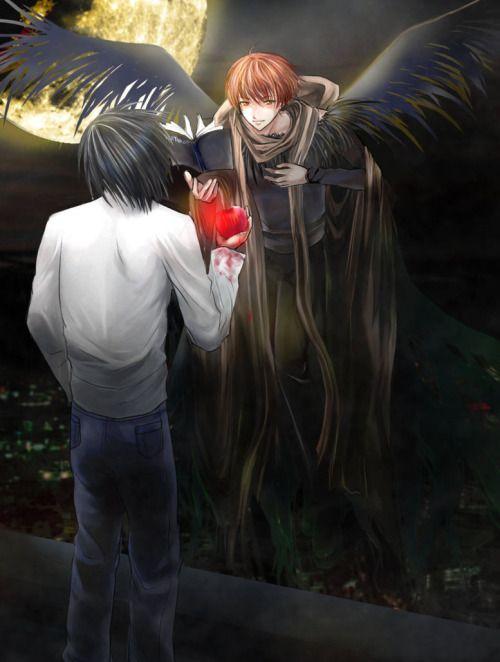 615 best Deathnote images on Pinterest   Death note, Manga anime ...