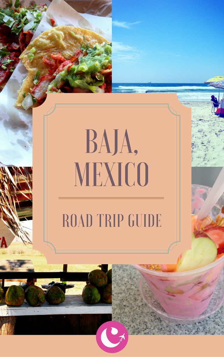 5 Day Road Trip through Baja, Mexico