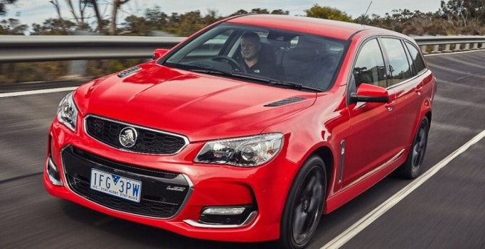 2016 Holden Commodore SS V Redline Review http://behindthewheel.com.au/2016-holden-commodore-ssv-redline-review/