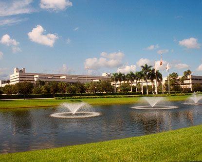 Palm Beach International Airport (West Palm Beach, Florida)