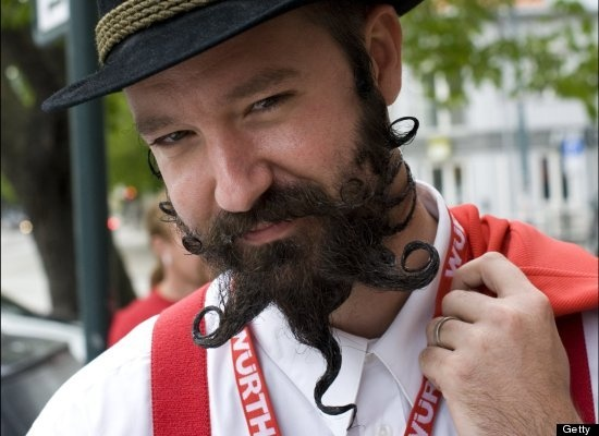 Best Freestyle Images On Pinterest Facial Hair Beard - Guy shapes beard fun creative designs