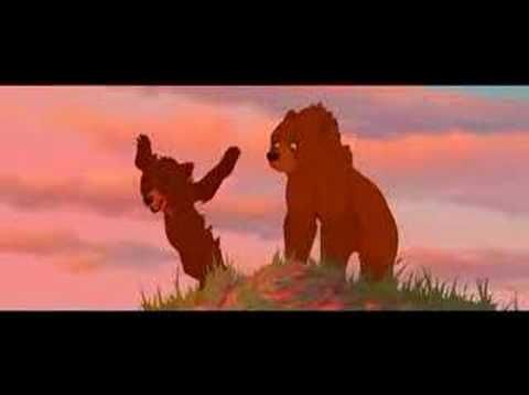 Brother Bear (Frere des ours) On my way(french) Je m'en vais