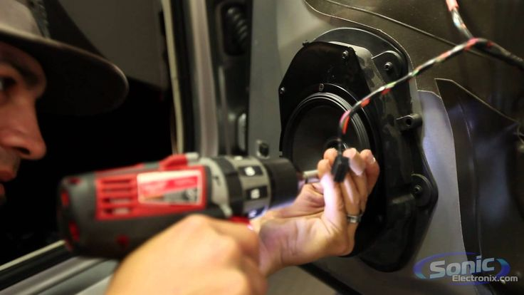 Charger SRT8 Install   Full Alpine, Kicker, Clarion Car Audio System