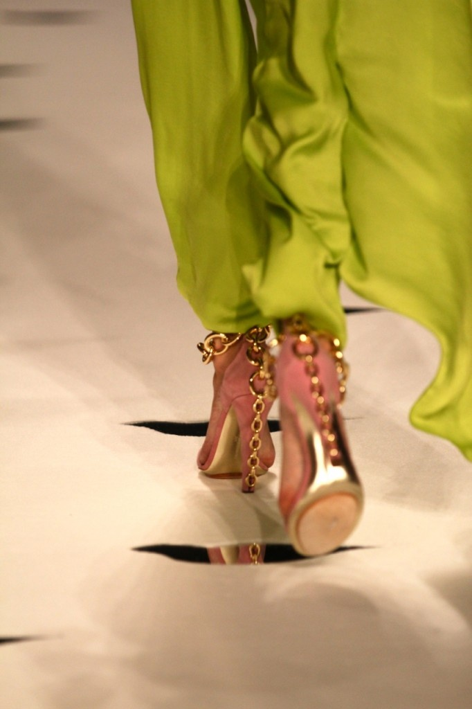DVF SS13 shoes