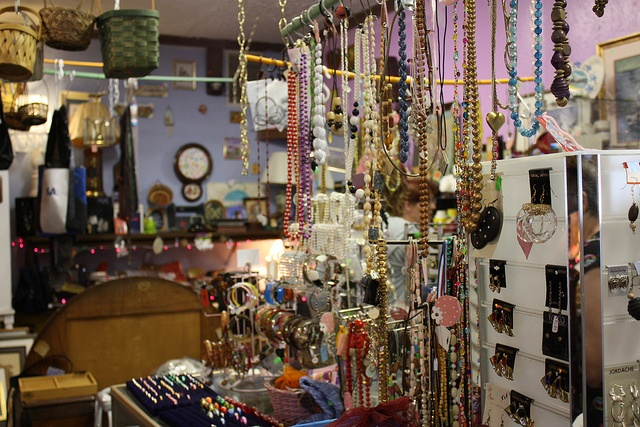 What is a thrift store: tips for shopping at and finding the best bargains at thrift stores.