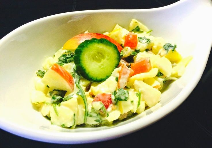 Meine Sattmacher: Sattmacher Kartoffelsalat á la Mama