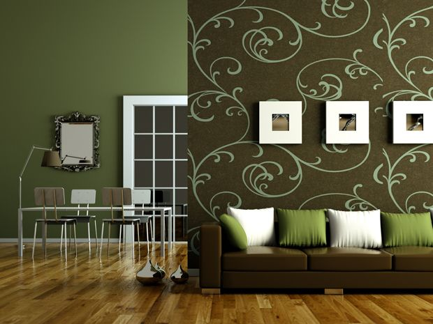 Best 25+ Green and brown ideas on Pinterest Green painted rooms - green living rooms