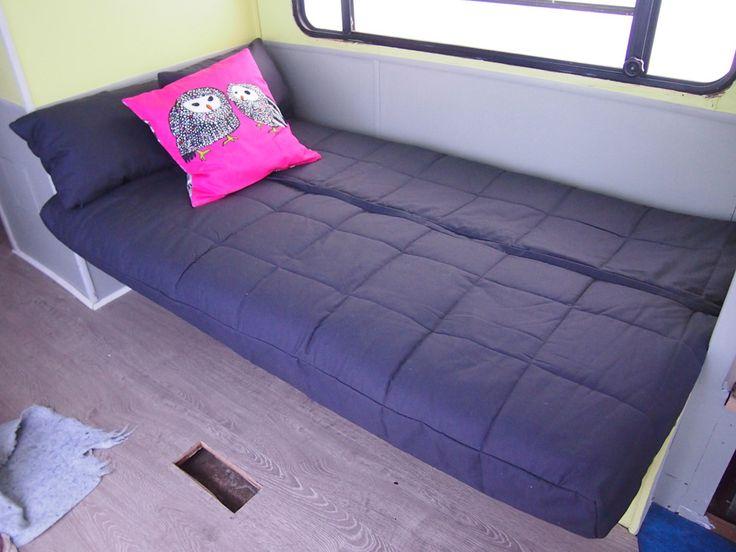 Jackknife Sofa  camping lot ideas  Sofa covers Couch