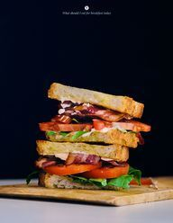 yummy club sandwich