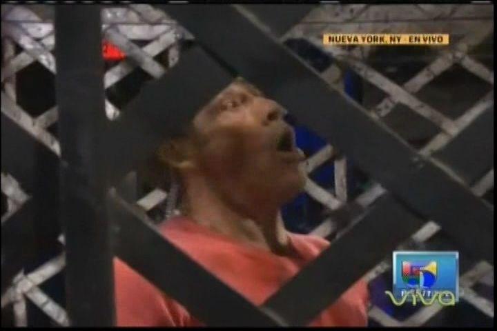 Despierta America: ¡Aterrador! Johnny Lozada Se Enfrenta al Globo De La Muerte