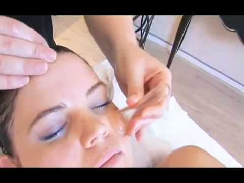▶ A Facial Cupping Massage that is also an Anti Ageing Treatment - YouTube #Bellabaci #Facial