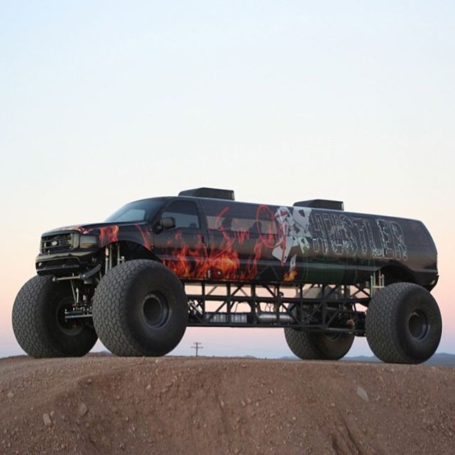 1000+ images about Diesel Brothers Trucks on Pinterest | Runners ...