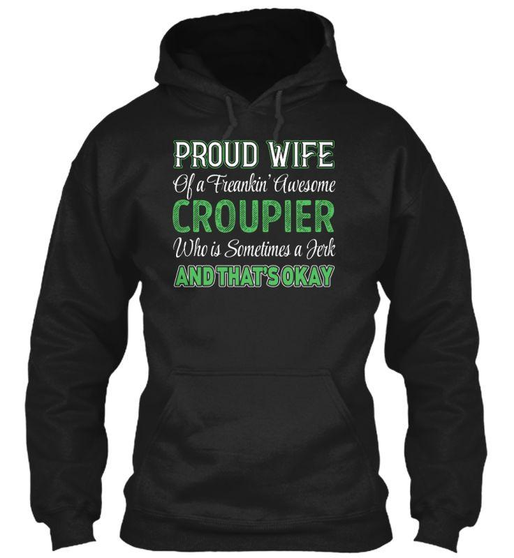 Croupier #Croupier