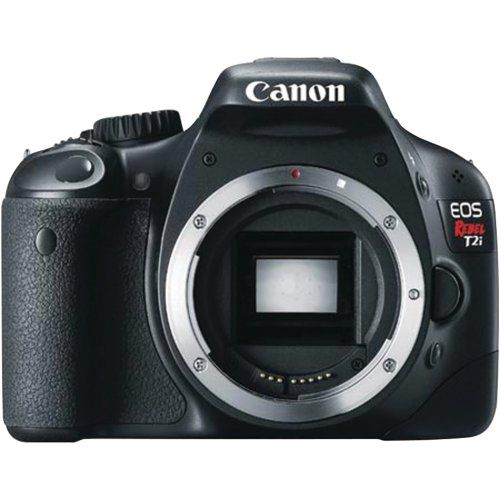 Canon EOS Rebel T2i 18 MP CMOS APS-C Digital SLR Camera with 3.0-Inch LCD (Body Only)Canon Eos Rebel, Body, Canon Rebel, Rebel T2I, Dslr Cameras, Digital Slr Cameras, Reflexive Cameras, Mp Cmos, Digital Cameras