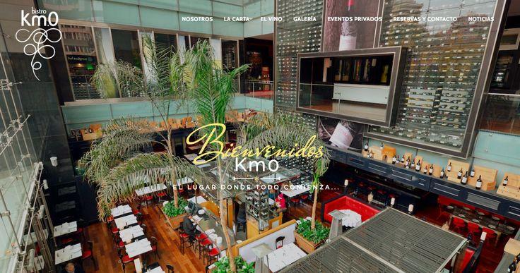 KILÓMETRO 0 BISTRÓ: El lugar donde todo comienza #SantiagoElegante_KM0 #SantiagoElegante #RestaurantKilometro0  #IsidoraGoyenechea