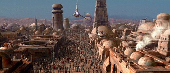 Tatooine   Star Wars: The Changes - Part Three - Articles - DVDActive