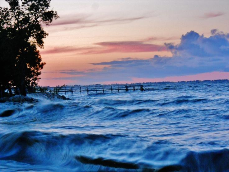 sunset - Winnipeg Beach, Manitoba