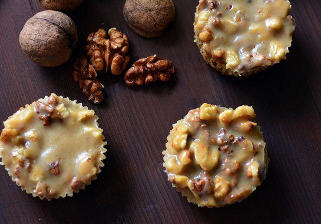Dívány - Alapkonyha - Pénteki süti: karamelles-diós korongok