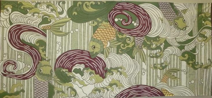 it's hand batik sarong 240 cm x 115 cm
