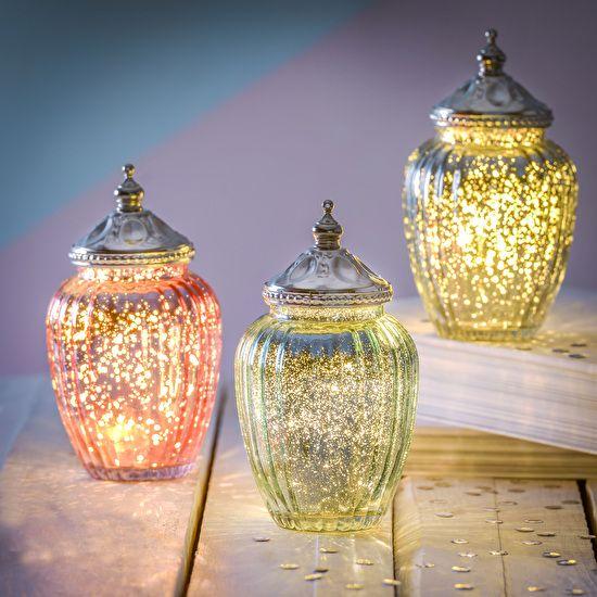 Casablanca Bright LED Jar
