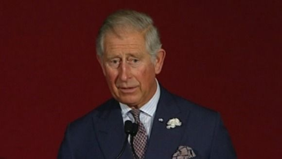 Prince Charles issues battle rallying cry to end poaching - ITV News