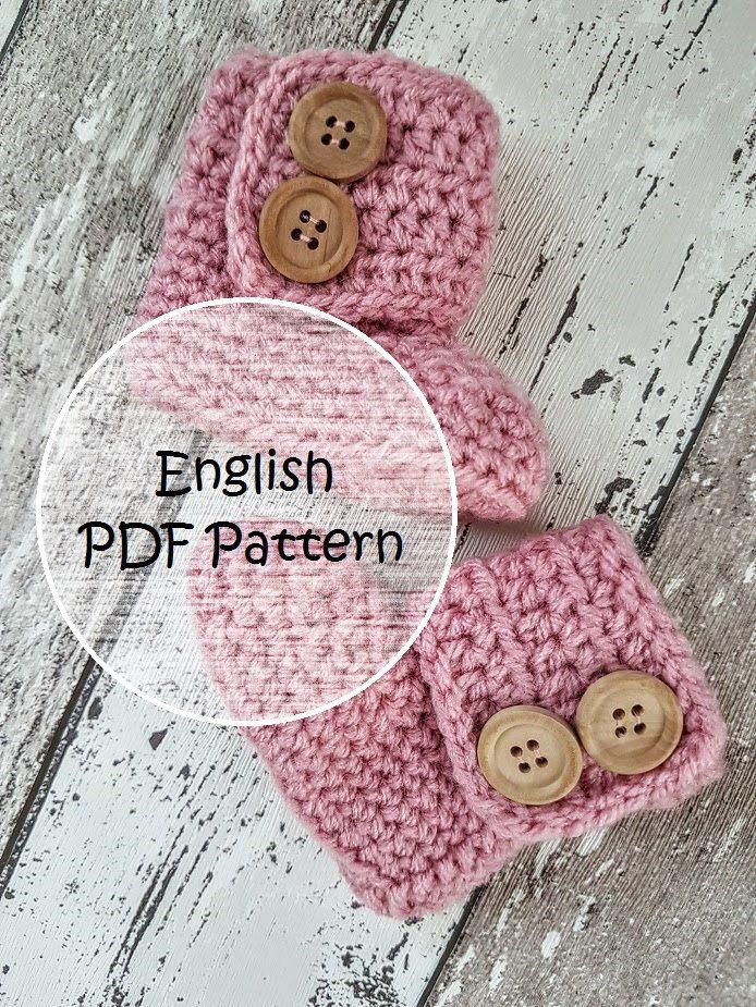 38 besten crocheting baby uggs Bilder auf Pinterest | Etsy shop ...