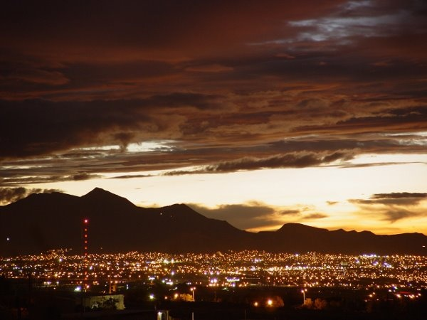 Monclova, Coahuila Mexico.. Where I spent most of my summers when I was a kid.