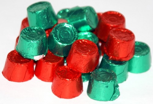 Put out the red Rolos as mini fezzes for a Doctor Who party :) @Mary Powers Leary (you haven't seen this yet but you will wanna do it!)