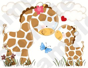 Monkey Baby Nursery Wallpaper Borders | Jungle Love Giraffe Monkey Panda Bear Baby Nursery Wall Border ...
