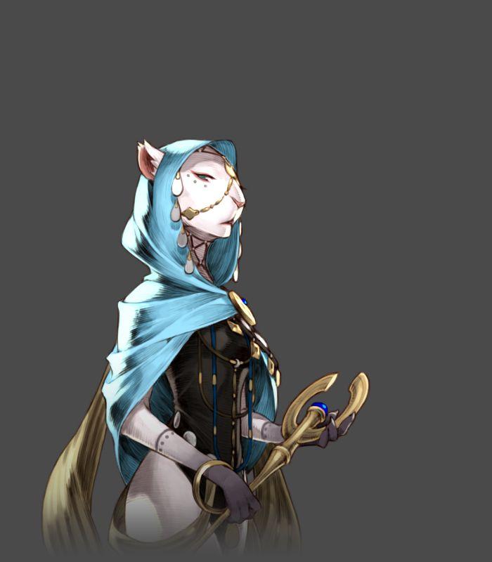 Preti from Dungeon Striker