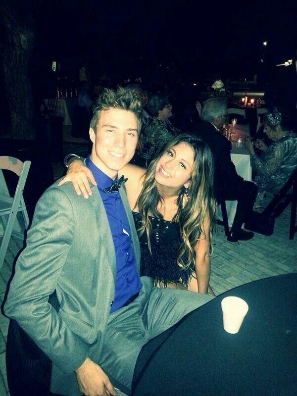 Ally Brooke Hernandez and Troy Ogletree