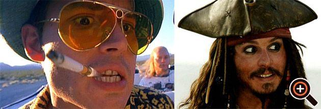 Johnny Depp Filme - Beste Komödien & Mafia - sehenswerte & spannende
