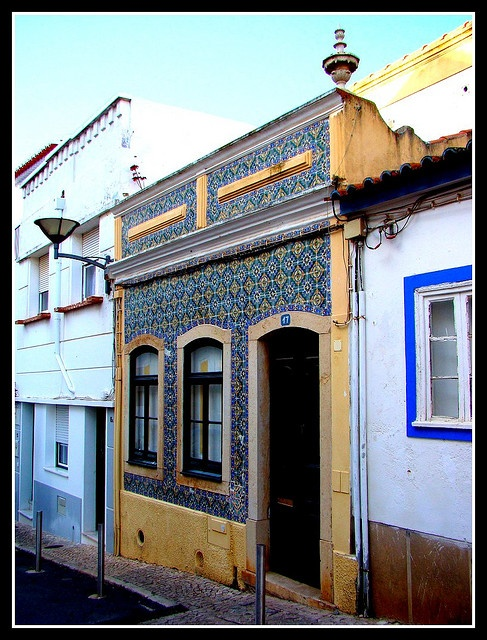 Tiled Terrace House   A Casa Portuguesa