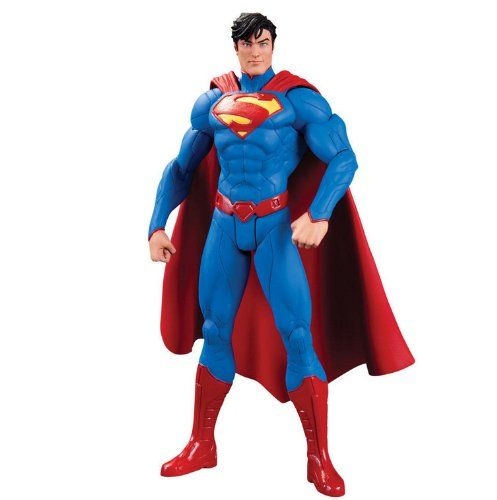 Superman Action Figure only $9.20 (Reg. $24.95) @Amazon.com #hotdeals #toydeals