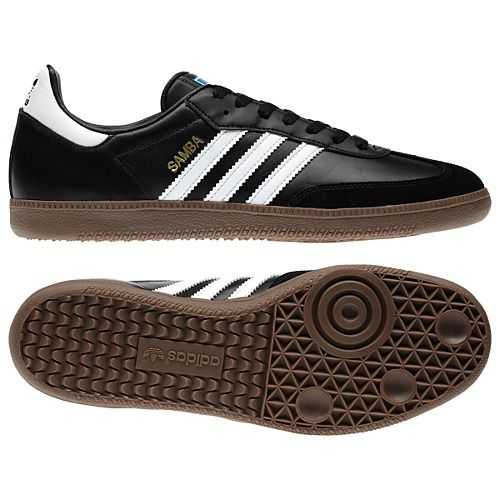 adidas Samba Shoes - not bad, would have to see it person. Although apparently they squeak?