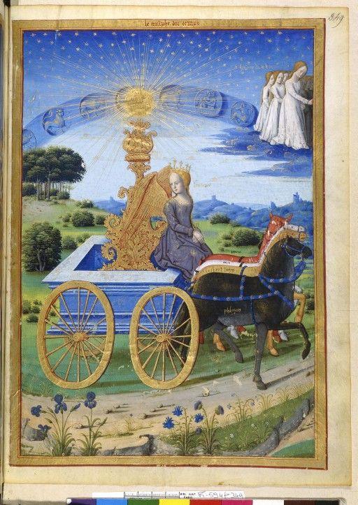 marinni | Триумфы. Миниатюры и графика. 15-16 век.