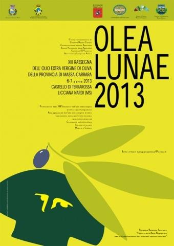 Olea Lunae April 2013