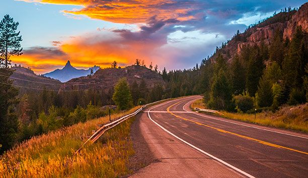 A visit to Yellowstone by car is the ultimate road trip. We have nine scenic, adventure-packed itineraries for the driving visitor complete with downloadable trip maps.