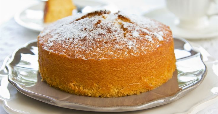 This delicious cake has no butter or oil, no flour and is gluten free. It is very moist and perfect as a dessert during the summer months.