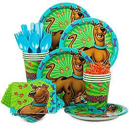 Scooby Doo Party Decorations, Ideas and Supplies | WholesalePartySupplies.com
