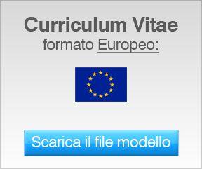 curriculum europeo