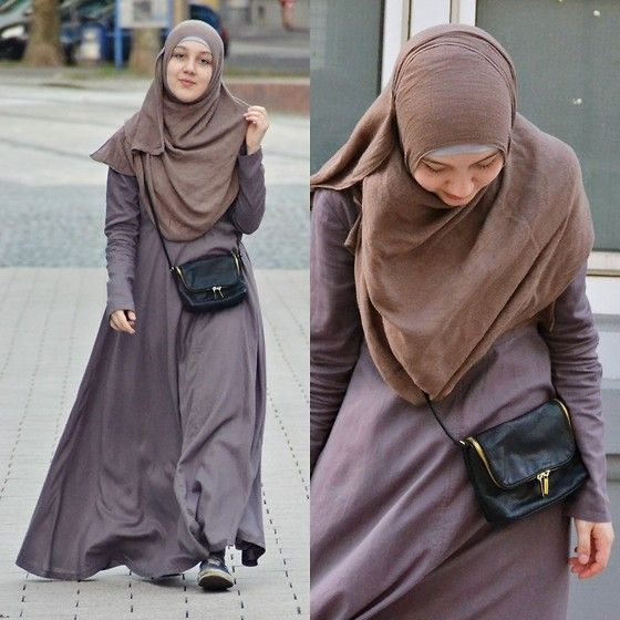 H Hijab, Inayah Abaya, H Bag, Vans Shoes