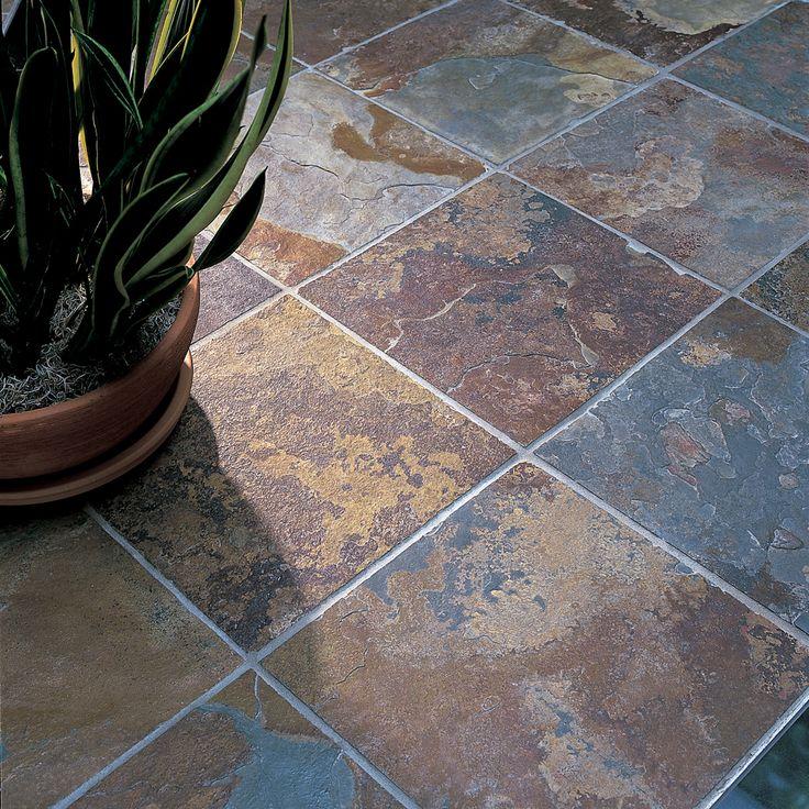 Wild Fire Natural Stone Slate Tile   Arizona Tile