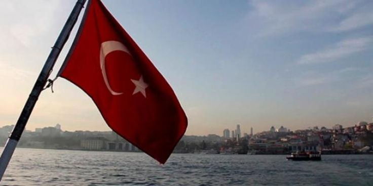 ΦΩΤΟ - Προκλητικός χάρτης από τουρκική εφημερίδα. Με τη μισή Ελλάδα στην Τουρκία