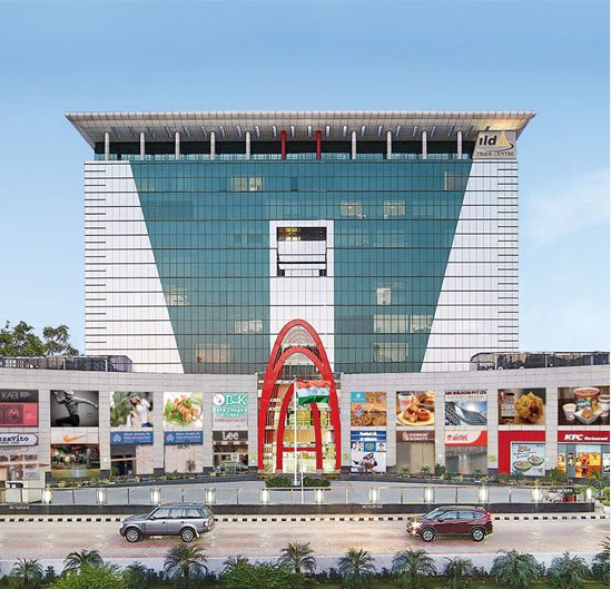 The Mall is a popular retail & corporate destination on Sohna Road in Gurgaon with furnished Office spaces & reputed shops like KFC, Bikanervala, Dunkin donuts etc.