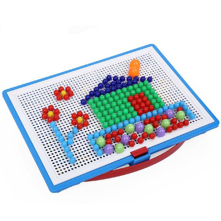 Mozaika, 296 ks, 160 Kč #hračky #tvoření #děti #rodina #3dmámablog.cz #aliexpress