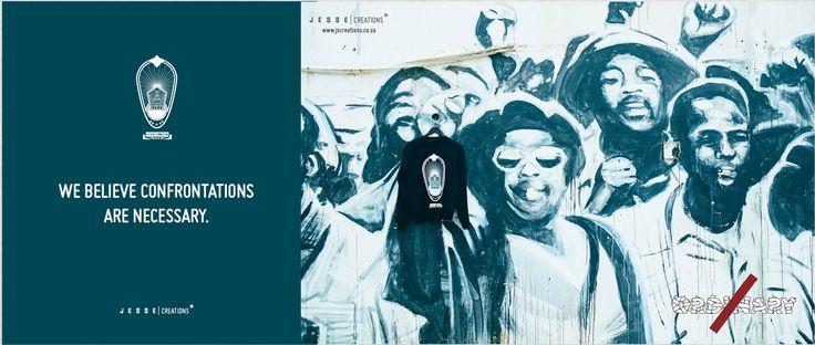"""Confrontations"" www.jscreations.co.za"