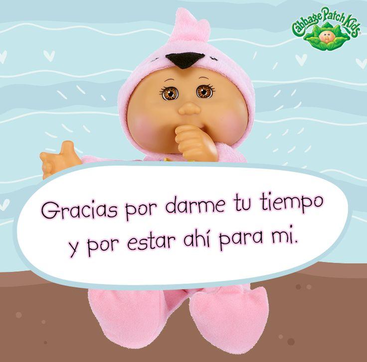 Gracias por darme tu tiempo #cabbagepatch #cabbagepatchkids #sketchers #muñeca #niñas #abrazo #palaciodehierro #liverpool #comercialmexicana #walmart #soriana #sears #chedraui #coppel #juguetron #HEB #newborn