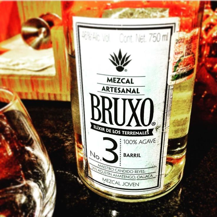 Elexir de los terrenales....#mezcal #bruxo #agave by onke.mtzg March 30 2016 at 05:16PM