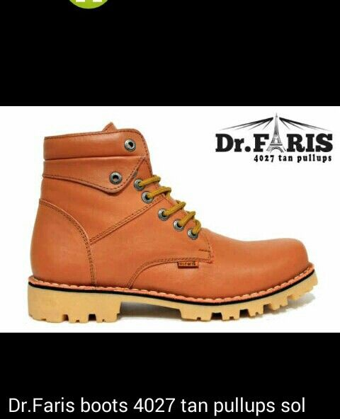 Dr Faris footwear bahan kulit pull up premium size 39-43 price. Text me